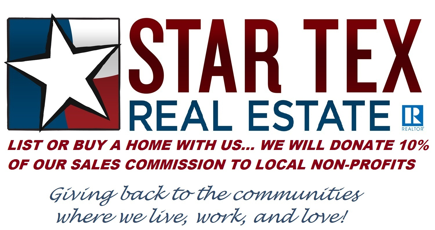 Star Tex Real Estate Logo